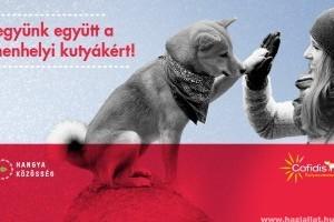 Kutyabarát karácsonyi vásár: Tegyünk együtt a menhelyi kutyákért!
